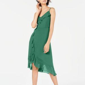 NWT Green Kensie Dress
